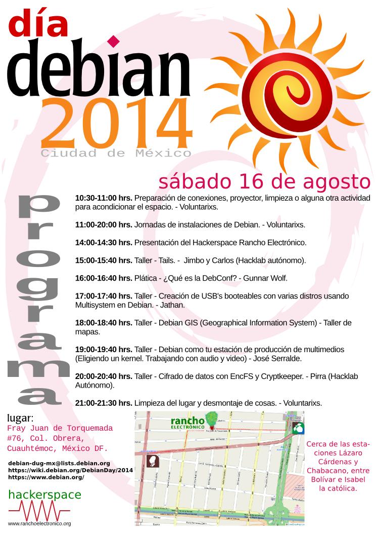 DiaDebian2014