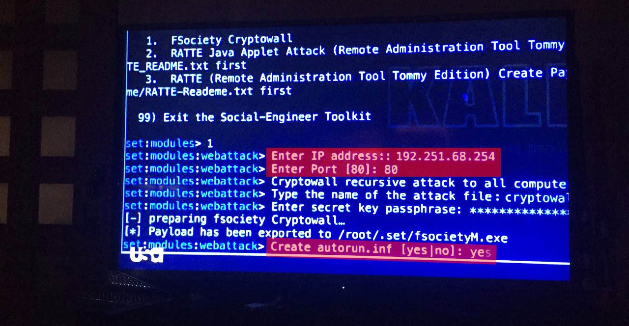 Remote Administration Tool Tommy Edition w USB